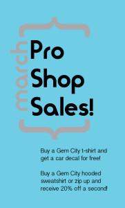 Sale March 2013