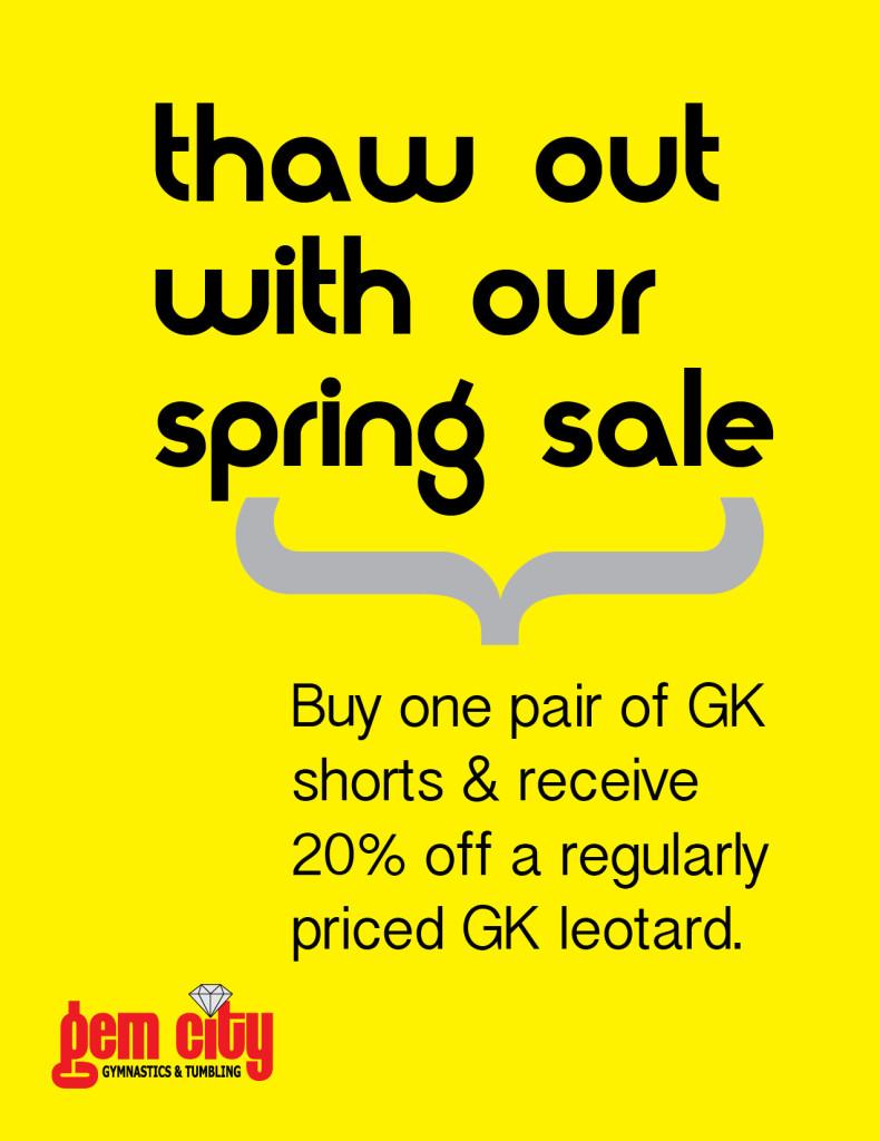 Sales April