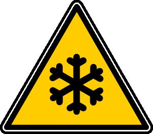 caution-snow