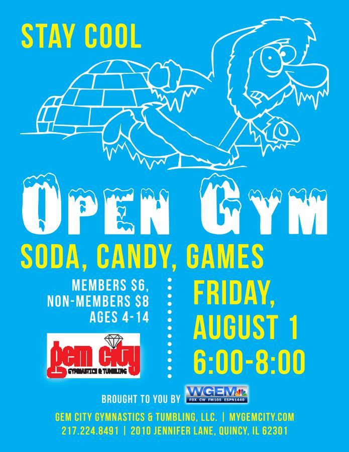 Open-Gym