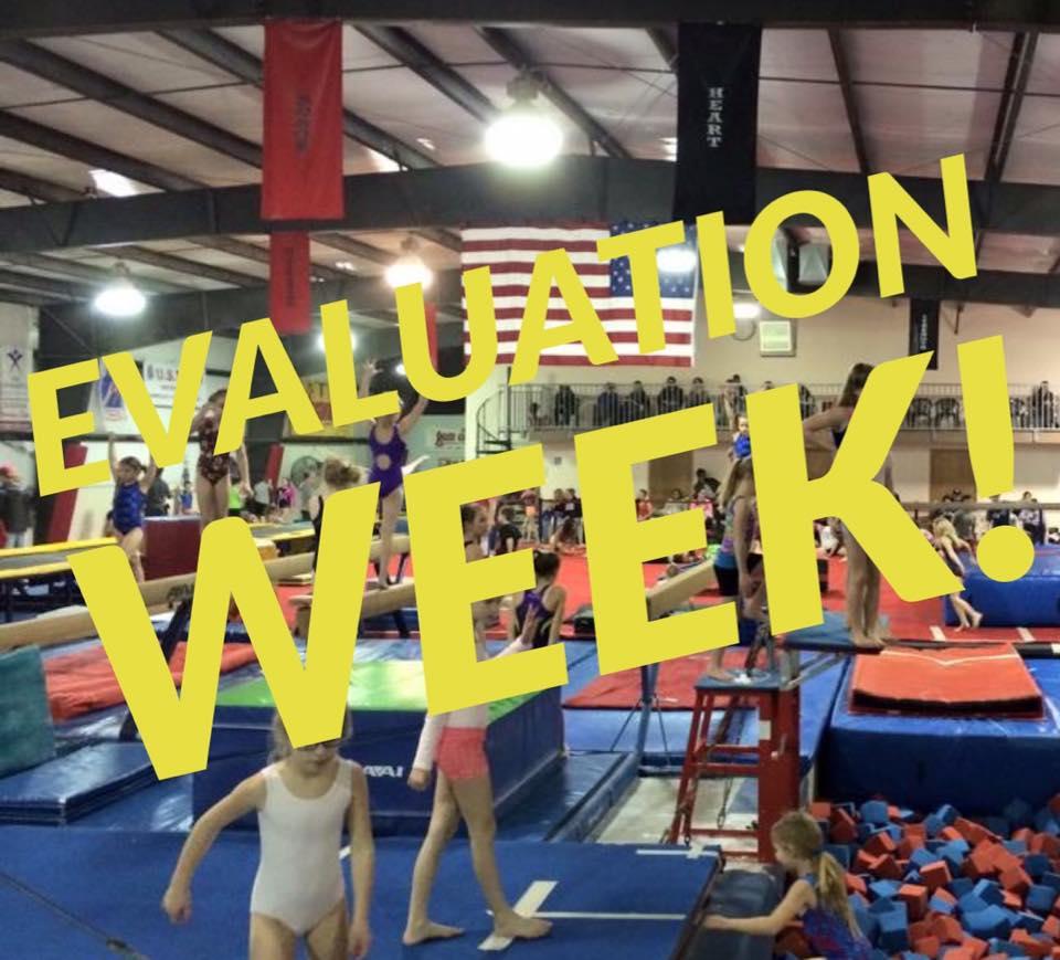 Evaluation Week