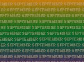 September newsletter!