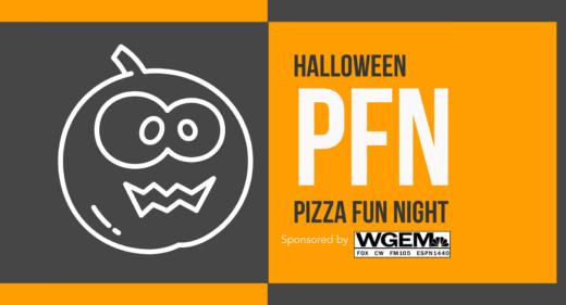 Pizza Fun Night