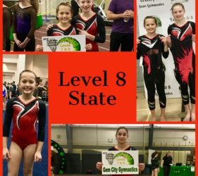 Congrats Level 8s!