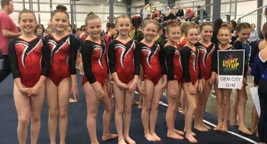 Level 3 team at State