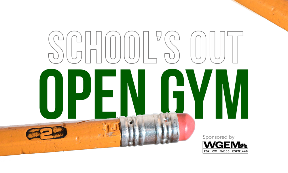 School's Out Open Gym