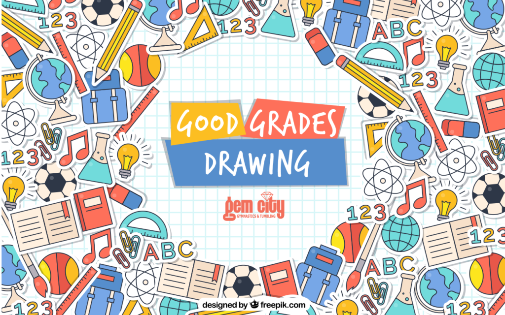 Good Grades Drawing