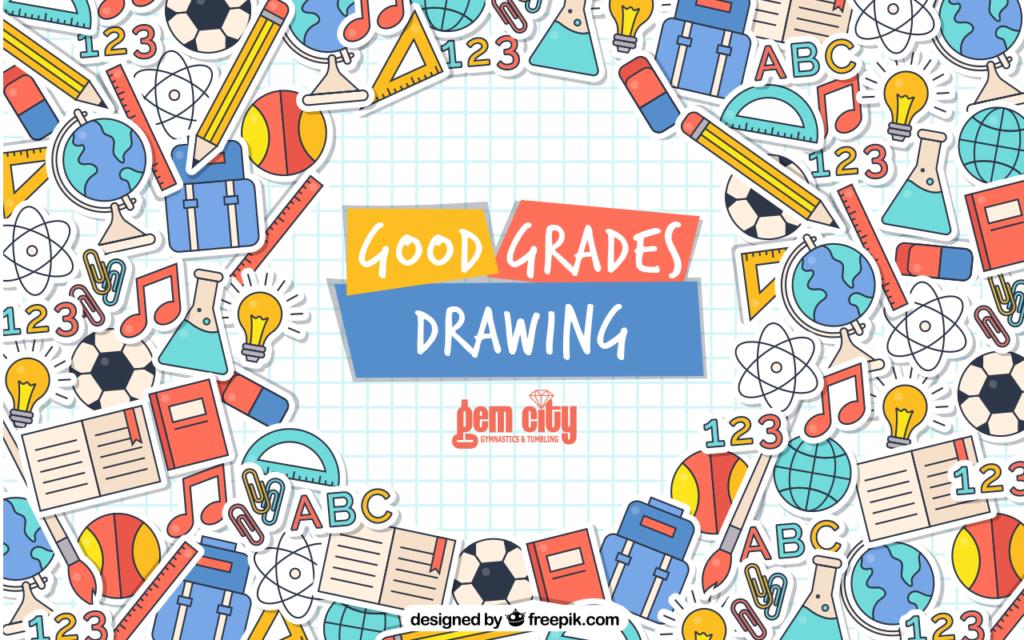 Good Grades Drawing