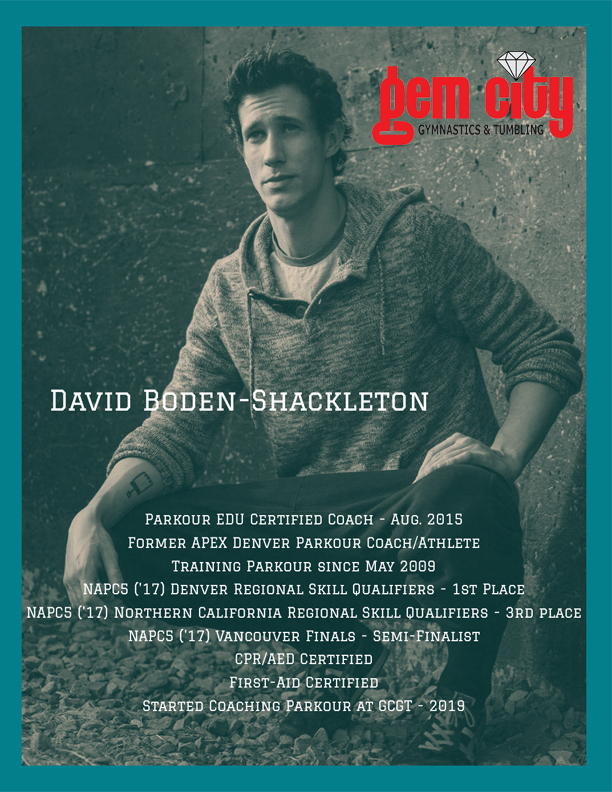 David Boden-Shackleton