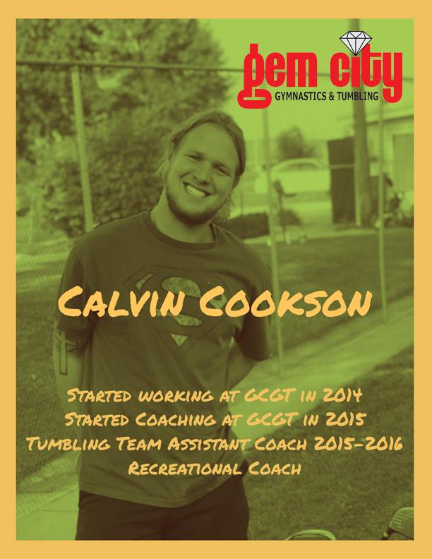 Calvin Cookson
